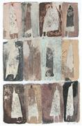 Original art for sale at UGallery.com | Them by Scott Bergey | $250 | mixed media artwork | http://www.ugallery.com/mixed-media-artwork-them