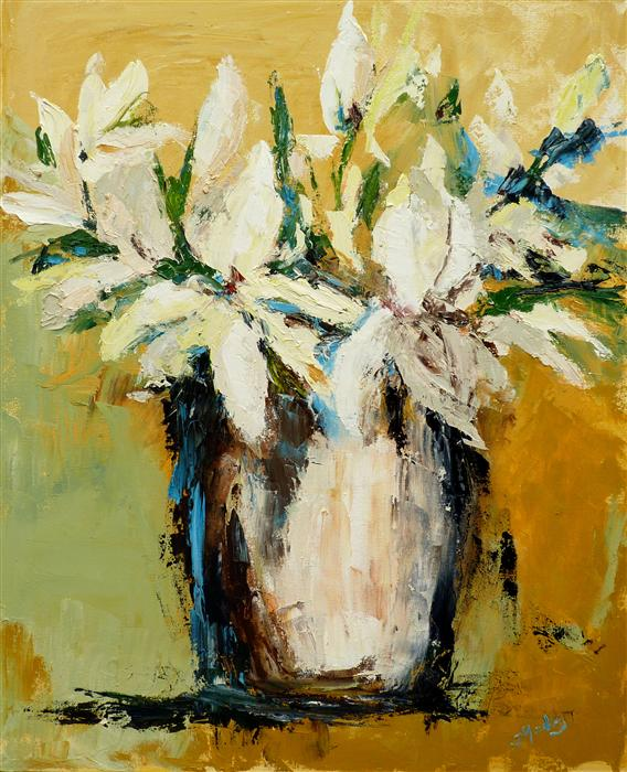 Discover Original Art by Judy Mackey | Untitiled oil painting | Art for Sale Online at UGallery