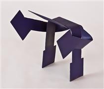 Abstract art,People art,Sports art,sculpture,Tittibhasana (Firefly Pose)