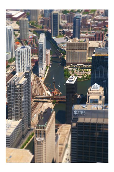 Original art for sale at UGallery.com | Chicago Overview by BRYAN SOLARSKI | $150 |  | ' h x ' w | http://www.ugallery.com/photography-chicago-overview