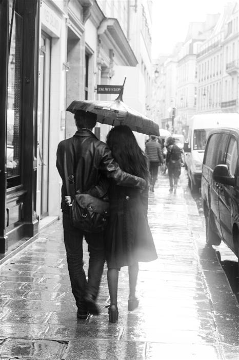 Original art for sale at UGallery.com | Rainy Afternoon in Paris by REBECCA PLOTNICK | $195 |  | ' h x ' w | http://www.ugallery.com/photography-rainy-afternoon-in-paris