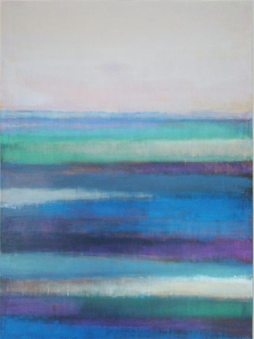 Original art for sale at UGallery.com | SeaView by DENISE CHOPPIN | $850 | Acrylic painting | 24' h x 18' w | http://www.ugallery.com/acrylic-painting-seaview