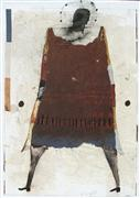 Original art for sale at UGallery.com | Typical of Me by Scott Bergey | $250 | mixed media artwork | http://www.ugallery.com/mixed-media-artwork-typical-of-me