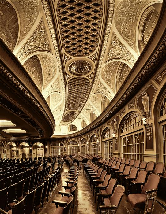 Original art for sale at UGallery.com | The Rialto Theater by JAMES COLE | $220 |  | ' h x ' w | http://www.ugallery.com/photography-the-rialto-theater