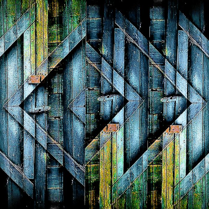 Original art for sale at UGallery.com | Blue Optic by GREGG OTTESON | $225 |  | ' h x ' w | http://www.ugallery.com/photography-blue-optic