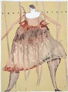 Original art for sale at UGallery.com | Let Me Be Lonely by Scott Bergey | $250 | acrylic painting | http://www.ugallery.com/acrylic-painting-let-me-be-lonely