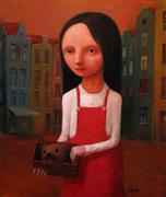 People art,Religion art,Surrealism art,Representational art,oil painting,Salome