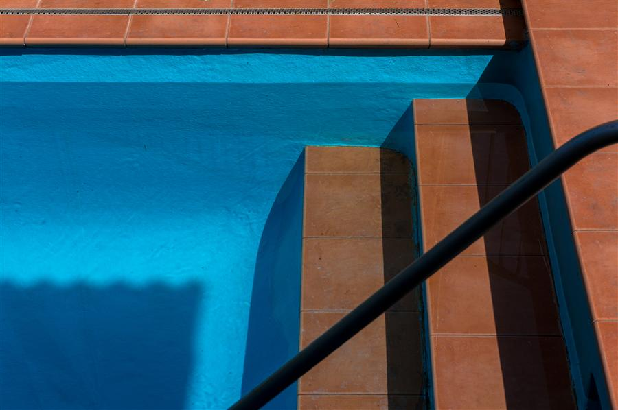 Original art for sale at UGallery.com | Swimming Pool by KIMBERLY POPPE | $145 |  | ' h x ' w | http://www.ugallery.com/photography-swimming-pool-34519