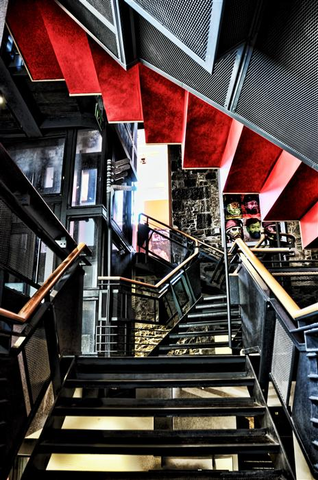 Discover Original Art by Noelle Visconti | Stuck in an M.C. Escher Dream photography | Art for Sale Online at UGallery