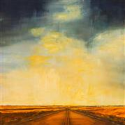 Discover Original Art by Mandy Main | Road Trip VIII oil painting | Art for Sale Online at UGallery