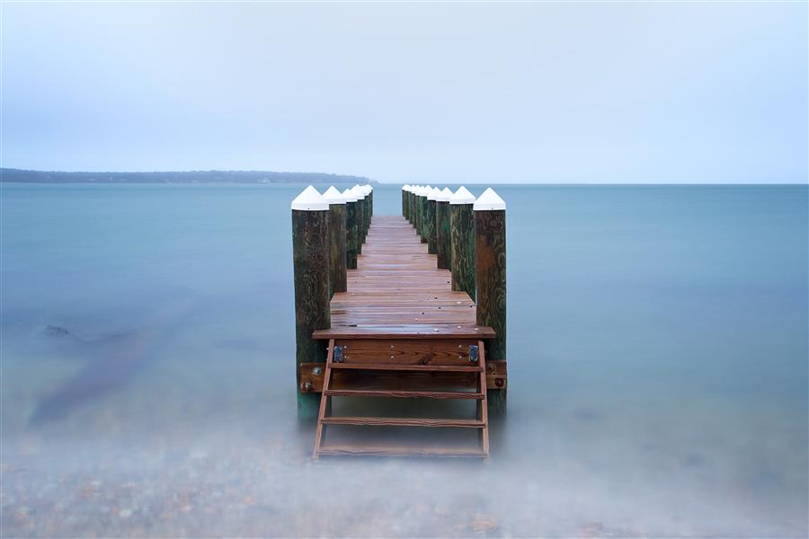 Original art for sale at UGallery.com | Out to Sea by KATHERINE GENDREAU | $185 |  | ' h x ' w | http://www.ugallery.com/photography-out-to-sea-34766