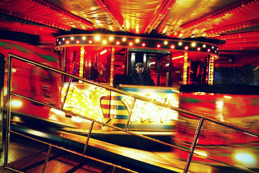 Original art for sale at UGallery.com | Merry-Go-Round by DMITRY STEPANENKO | $195 |  | ' h x ' w | http://www.ugallery.com/photography-merry-go-round