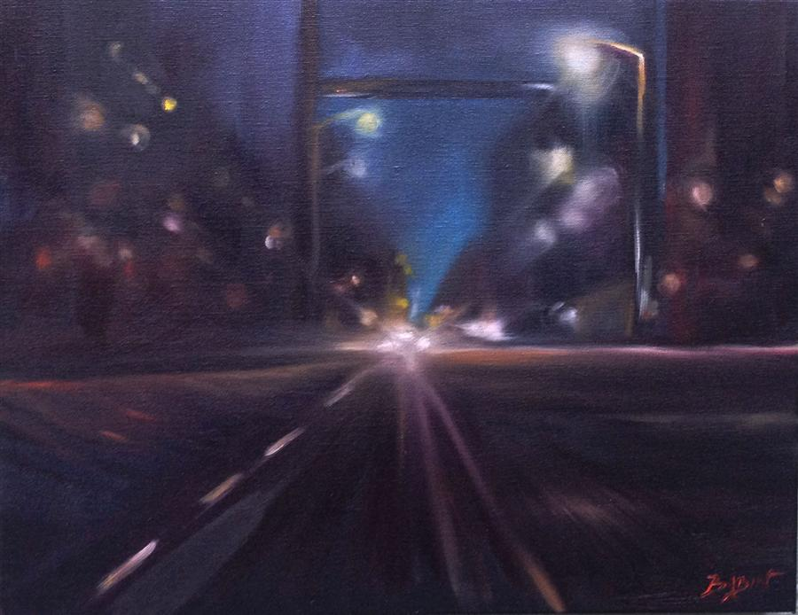 Discover Original Art by Whitney Babin | Time Lapses oil painting | Art for Sale Online at UGallery