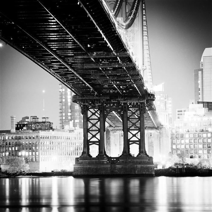 Discover Original Art by Adam Garelick | Manhattan Bridge photography | Art for Sale Online at UGallery