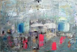 Original art for sale at UGallery.com | Innocent Ones by Gloria Blatt | $825 | acrylic painting | http://www.ugallery.com/acrylic-painting-innocent-ones
