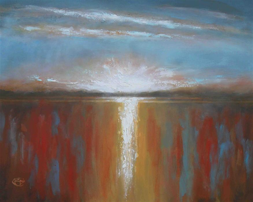 Discover Original Art by Kip Decker   First Light #4 acrylic painting   Art for Sale Online at UGallery