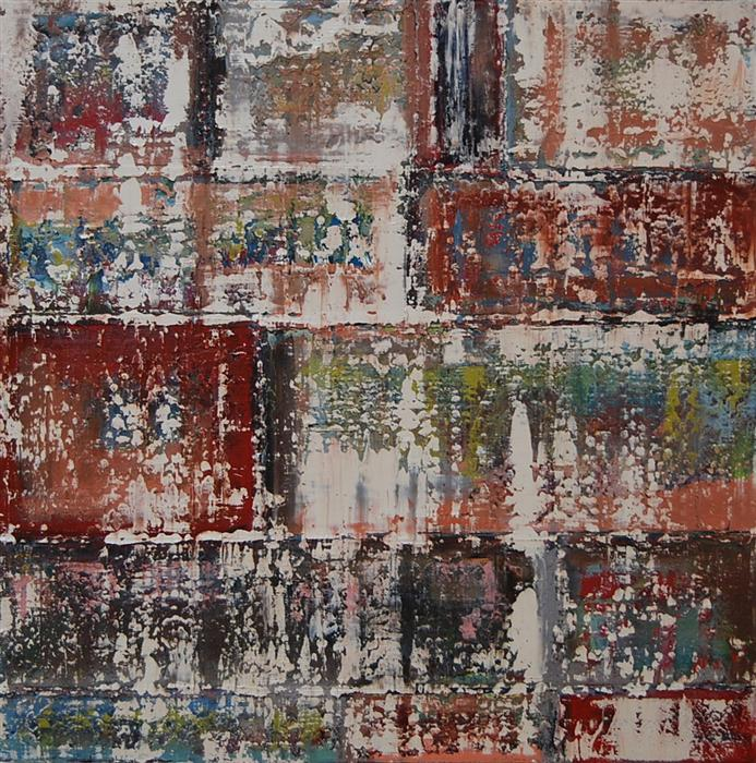Original art for sale at UGallery.com | Tradition by JANET HAMILTON | $1,625 | Oil painting | 30' h x 30' w | http://www.ugallery.com/oil-painting-tradition