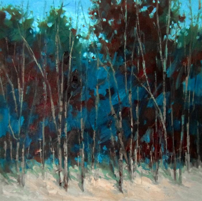 Discover Original Art by Tricia May | Splendor #14 oil painting | Art for Sale Online at UGallery
