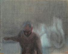 People art,Surrealism art,Classical art,Representational art,oil painting,Iceberg