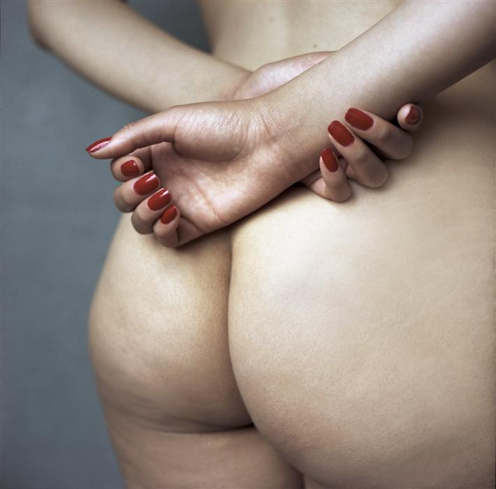 Original art for sale at UGallery.com | Yesenia, #2 (Red Nails on Buttocks), Brooklyn, NY, 2011 by CHRISTIAN WITKIN | $1,135 |  | ' h x ' w | http://www.ugallery.com/photography-yesenia-2-red-nails-on-buttocks-brooklyn-ny-2011