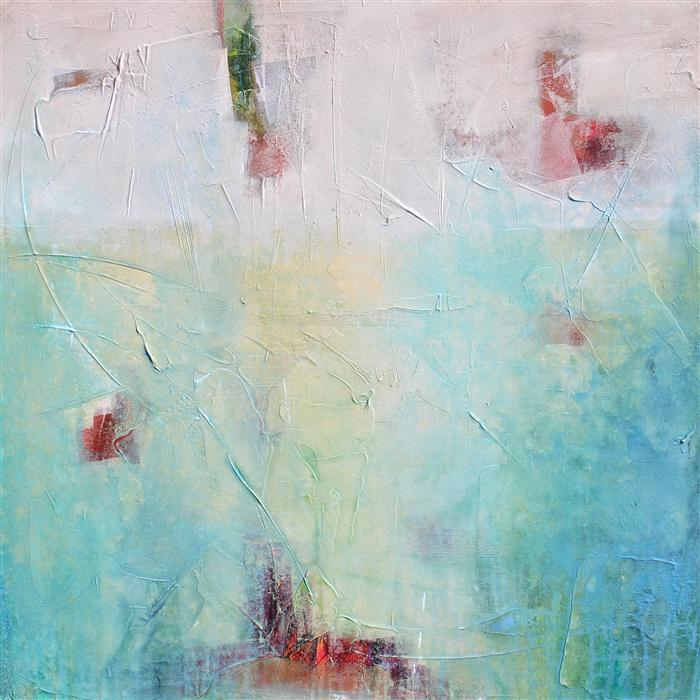 Discover Original Art by Karen Hale | Unexpected 2 acrylic painting | Art for Sale Online at UGallery