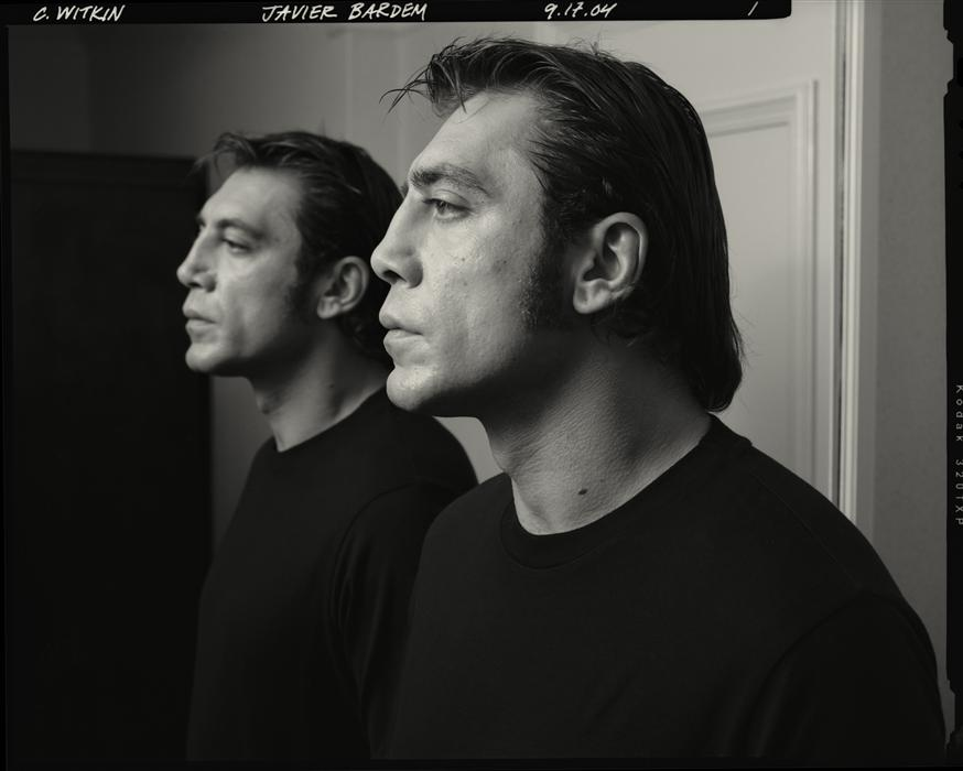 Discover Original Art by Christian Witkin | Javier Bardem, Actor, New York City, 2004 photography | Art for Sale Online at UGallery