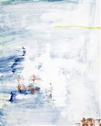Abstract art,Minimalism art,Non-representational art,printmaking,Morning Mist