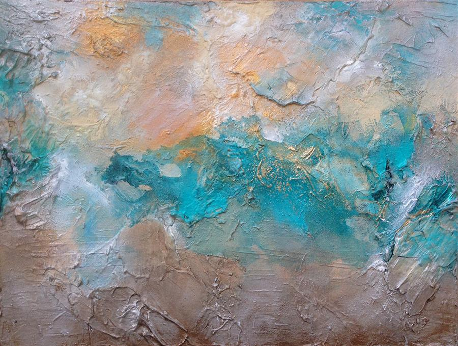 Original art for sale at UGallery.com | Remember VII by MICHELE MORATA | $700 | Oil painting | 12' h x 16' w | http://www.ugallery.com/oil-painting-remember-vii