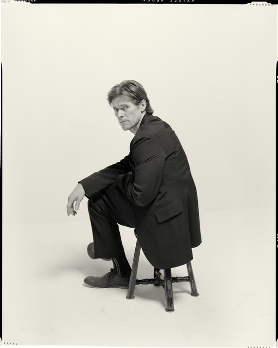 Discover Original Art by Christian Witkin | Willem Dafoe, New York City, 2004 photography | Art for Sale Online at UGallery