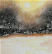 pastel artwork,Sunset