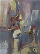 Abstract art,Non-representational art,oil painting,Asperous