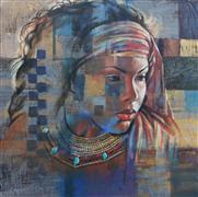 People art,Street Art art,Representational art,Vintage art,oil painting,Drumsong