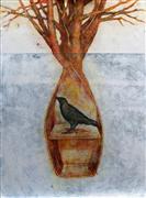 Animals art,Surrealism art,Representational art,printmaking,Cosmic Voyage