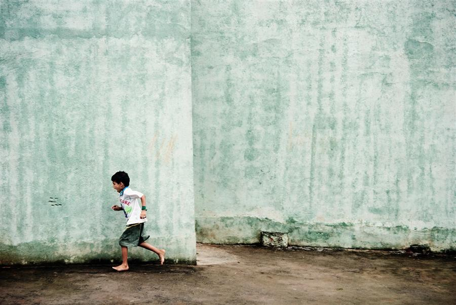 Discover Original Art by Gustavo Minas | Running Kid photography | Art for Sale Online at UGallery
