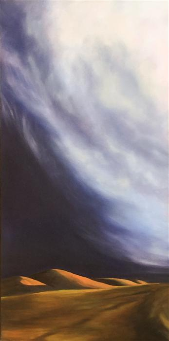 Discover Original Art by Mandy Main | Sunbreak III oil painting | Art for Sale Online at UGallery
