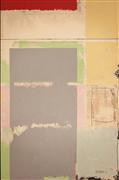 Abstract art,Minimalism art,Non-representational art,Modern  art,mixed media artwork,Serrated Gray