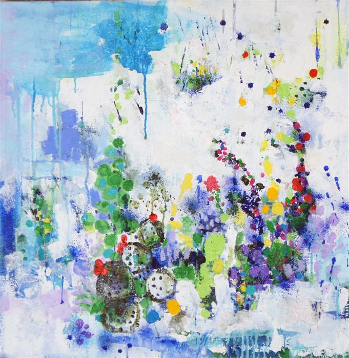 Discover Original Art by Changsoon Oh | For You acrylic painting | Art for Sale Online at UGallery