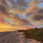 Discover Original Art by Mandy Main | Magic Hour V oil painting | Art for Sale Online at UGallery