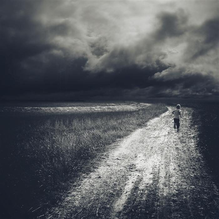 Original art for sale at UGallery.com | Path by RAFAL  KIJAS | $335 |  | ' h x ' w | http://www.ugallery.com/photography-path