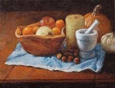 Impressionism art,Still Life art,Classical art,Cuisine art,Representational art,oil painting,Still Life with Oranges