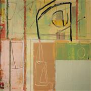 Abstract art,Expressionism art,Non-representational art,Primitive art,acrylic painting,Shy Cyclops