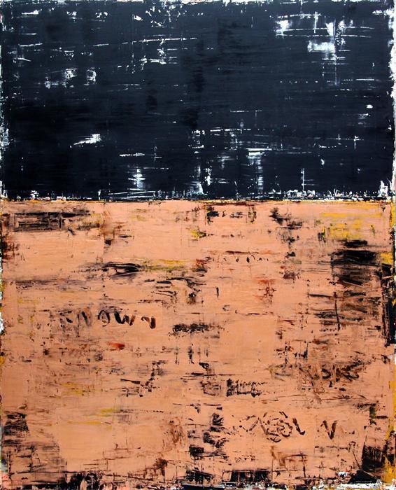 Discover Original Art by Jim Black | Age of Reason encaustic artwork | Art for Sale Online at UGallery