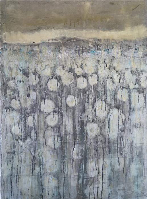 Original art for sale at UGallery.com | Daybreak by PAT FORBES | $1,250 | Acrylic painting | 40' h x 30' w | http://www.ugallery.com/acrylic-painting-daybreak-40414