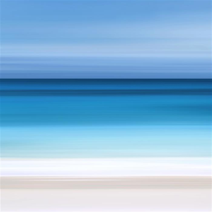 Original art for sale at UGallery.com | Ombre Ocean by KATHERINE GENDREAU | $160 |  | ' h x ' w | http://www.ugallery.com/photography-ombre-ocean