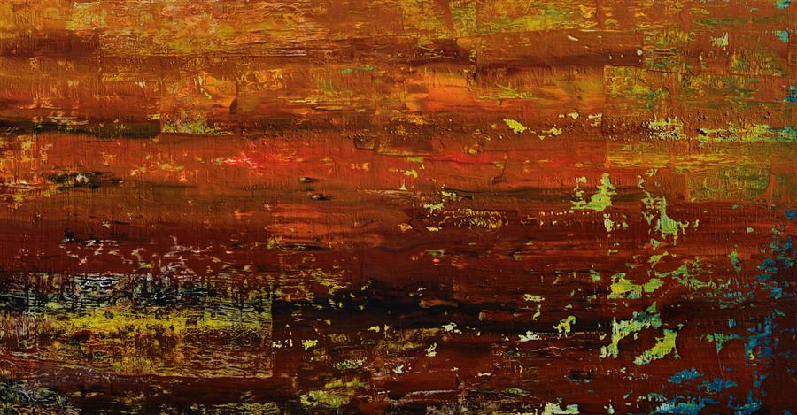 Discover Original Art by Milen Tod | Autumn acrylic painting | Art for Sale Online at UGallery