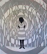 People art,Surrealism art,Street Art art,Representational art,acrylic painting,Target