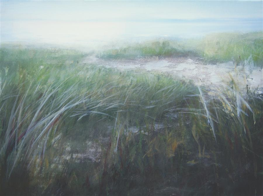 Original art for sale at UGallery.com | To the Shore by ELIZABETH AGRESTA | $1,275 | Acrylic painting | 18' h x 24' w | http://www.ugallery.com/acrylic-painting-to-the-shore
