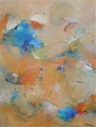 Abstract art,Expressionism art,Non-representational art,mixed media artwork,Feel Beautiful