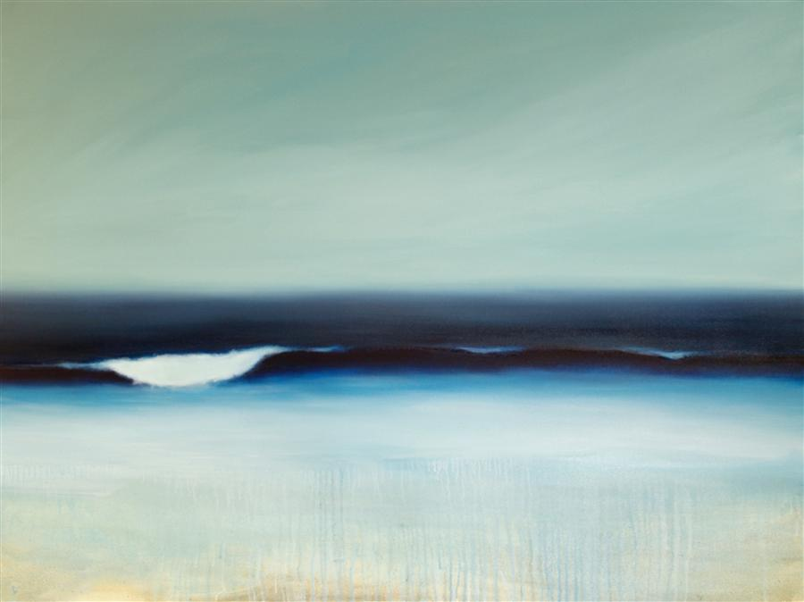 Original art for sale at UGallery.com | Untitled No. 231 by JEREMY PRIM | $1,875 | Oil painting | 36' h x 48' w | http://www.ugallery.com/oil-painting-untitled-no-231