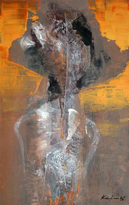 Discover Original Art by Kloska Ovidiu |  Beautiful Diaphane acrylic painting | Art for Sale Online at UGallery